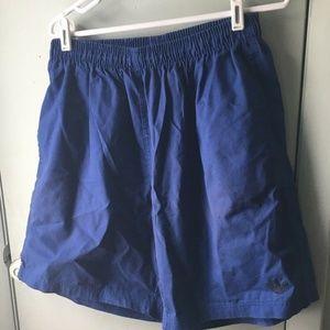 Adidas Trefoil Shorts  Blue Large cotton pockets